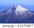 空撮 富士山 山の写真 41575857