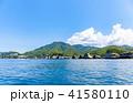 堂ヶ島 堂ヶ島海岸 海の写真 41580110