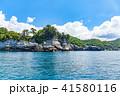 堂ヶ島 堂ヶ島海岸 海の写真 41580116