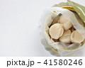 缶詰めのほたて貝柱の水煮 41580246