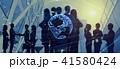ビジネス ネットワーク グローバルの写真 41580424