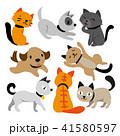 マンガ 漫画 キャラクターのイラスト 41580597