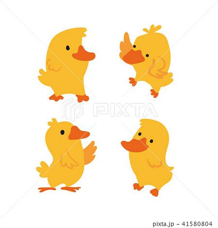 duck vector character design 41580804