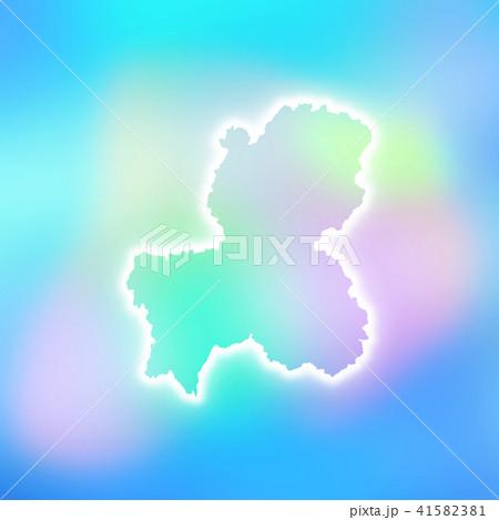 岐阜県地図 41582381