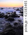 海岸 海 夜明けの写真 41583465