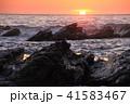 海岸 海 夜明けの写真 41583467