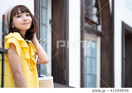 若い 女性 ポートレート  41584656