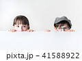 女の子 男の子 少年の写真 41588922