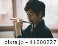 Montsuki-hakama 41600227