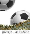 ボール 球 サッカーのイラスト 41602452