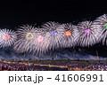 長岡花火 花火 花火大会の写真 41606991