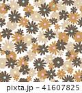 花 花柄 植物のイラスト 41607825