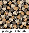 花 花柄 植物のイラスト 41607829