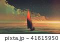 描画 絵画 絵画制作のイラスト 41615950