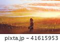 描画 絵画 絵画制作のイラスト 41615953