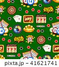 カジノ カジノの ギャンブルのイラスト 41621741