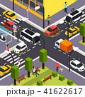自動車 車 交通のイラスト 41622617