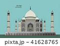 インディア 印度 インドのイラスト 41628765