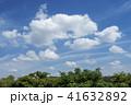 秋 空 青空の写真 41632892