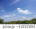 秋 空 青空の写真 41632894