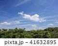 秋 空 青空の写真 41632895