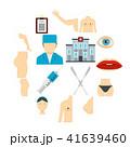 プラスチック プラスティック 外科医のイラスト 41639460