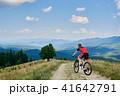 サイクリスト サイクリング 自転車の写真 41642791