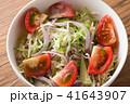 料理 食べ物 サラダの写真 41643907