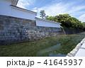 二条城 世界遺産 外濠の写真 41645937
