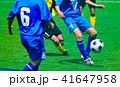 サッカーフットボール 41647958
