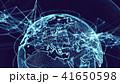 テクノロジー デジタル ネットワークのイラスト 41650598