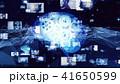 テクノロジー デジタル ネットワークのイラスト 41650599