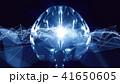 テクノロジー デジタル ネットワークのイラスト 41650605