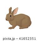 うさぎ ウサギ 兎のイラスト 41652351