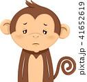 さる サル 猿のイラスト 41652619