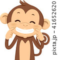 さる サル 猿のイラスト 41652620