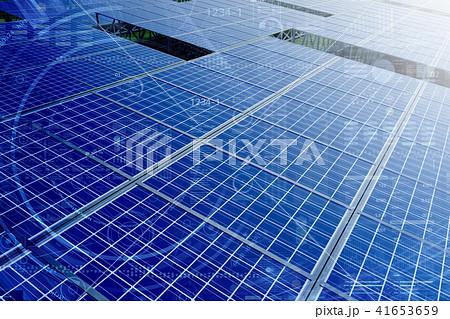 ソーラー発電 41653659