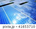 ソーラー発電 41653710