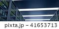 サーバー サーバーシステム データセンターのイラスト 41653713