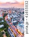 東京の夕暮れ 41655032