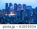 東京都市部の夜景 41655034