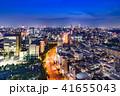 東京都市部の夜景 41655043