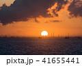 朝日 海 東京の写真 41655441