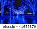 クリスマス 冬 日本の写真 41659379