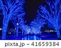 クリスマス 冬 日本の写真 41659384