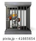 投獄されたロボット 41665654