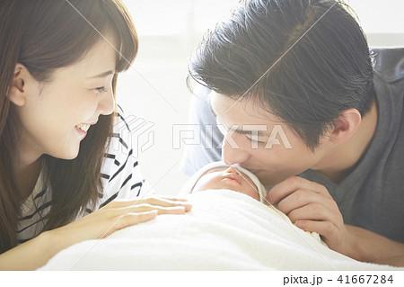 赤ちゃん 子育て 41667284
