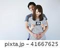 女性 夫婦 二人の写真 41667625