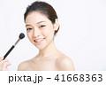 女性 アジア人 美容の写真 41668363