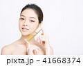 女性 アジア人 美容の写真 41668374